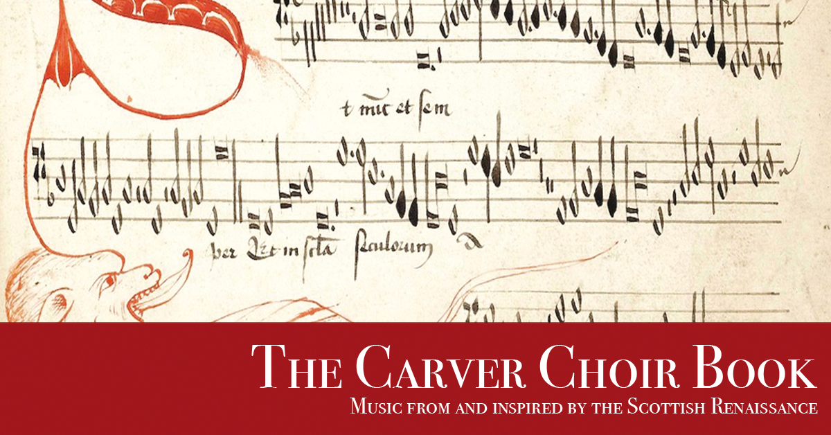 The Carver Choir Book